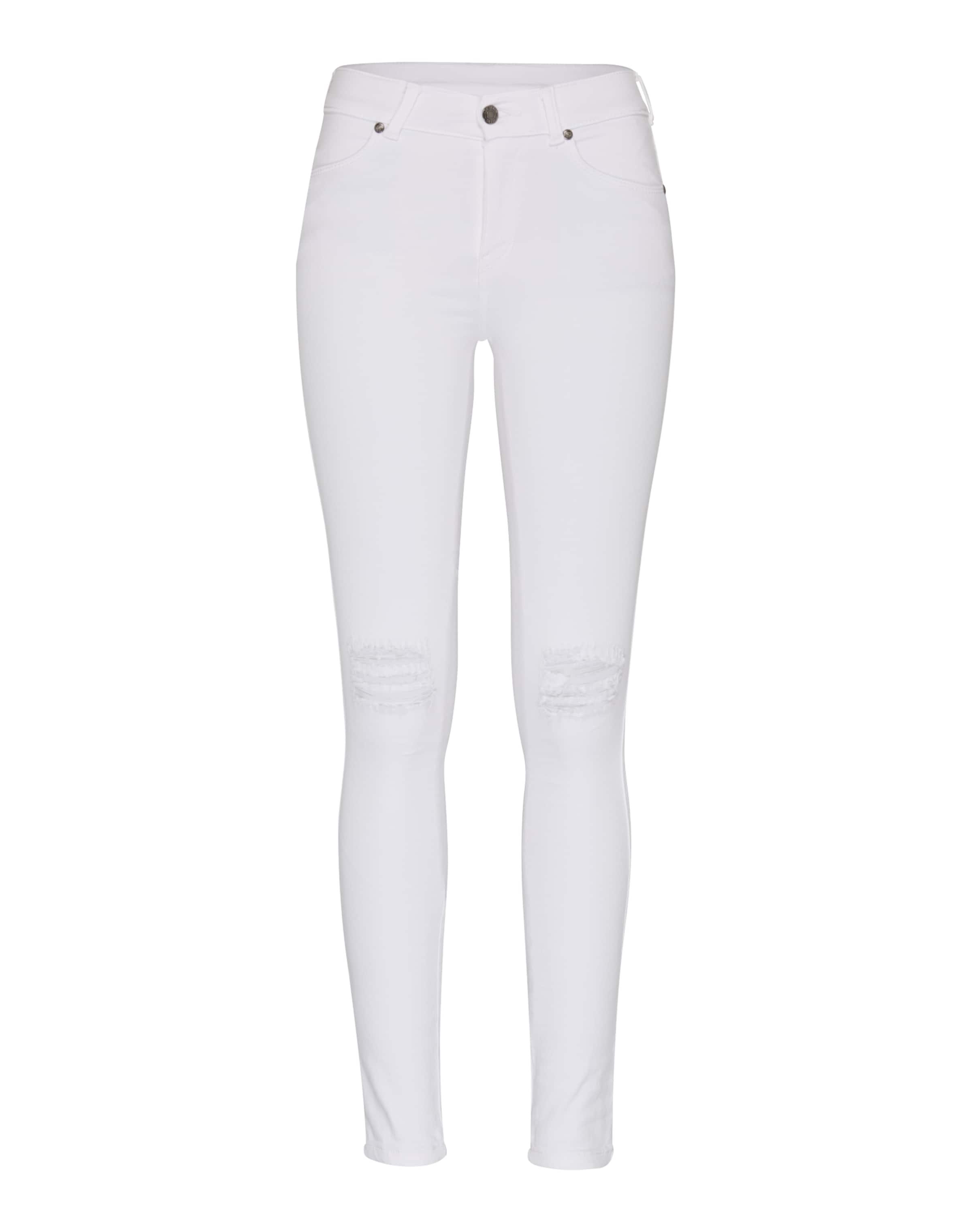 Dr. Denim 'Lexy' Skinny Jeans in weiß