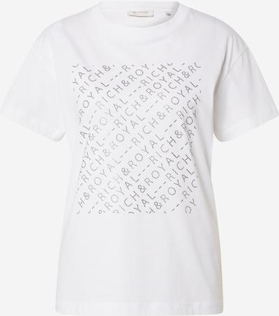 Rich & Royal Majica | bela barva, Prikaz izdelka