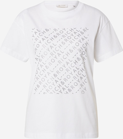 Rich & Royal Tričko - bílá, Produkt