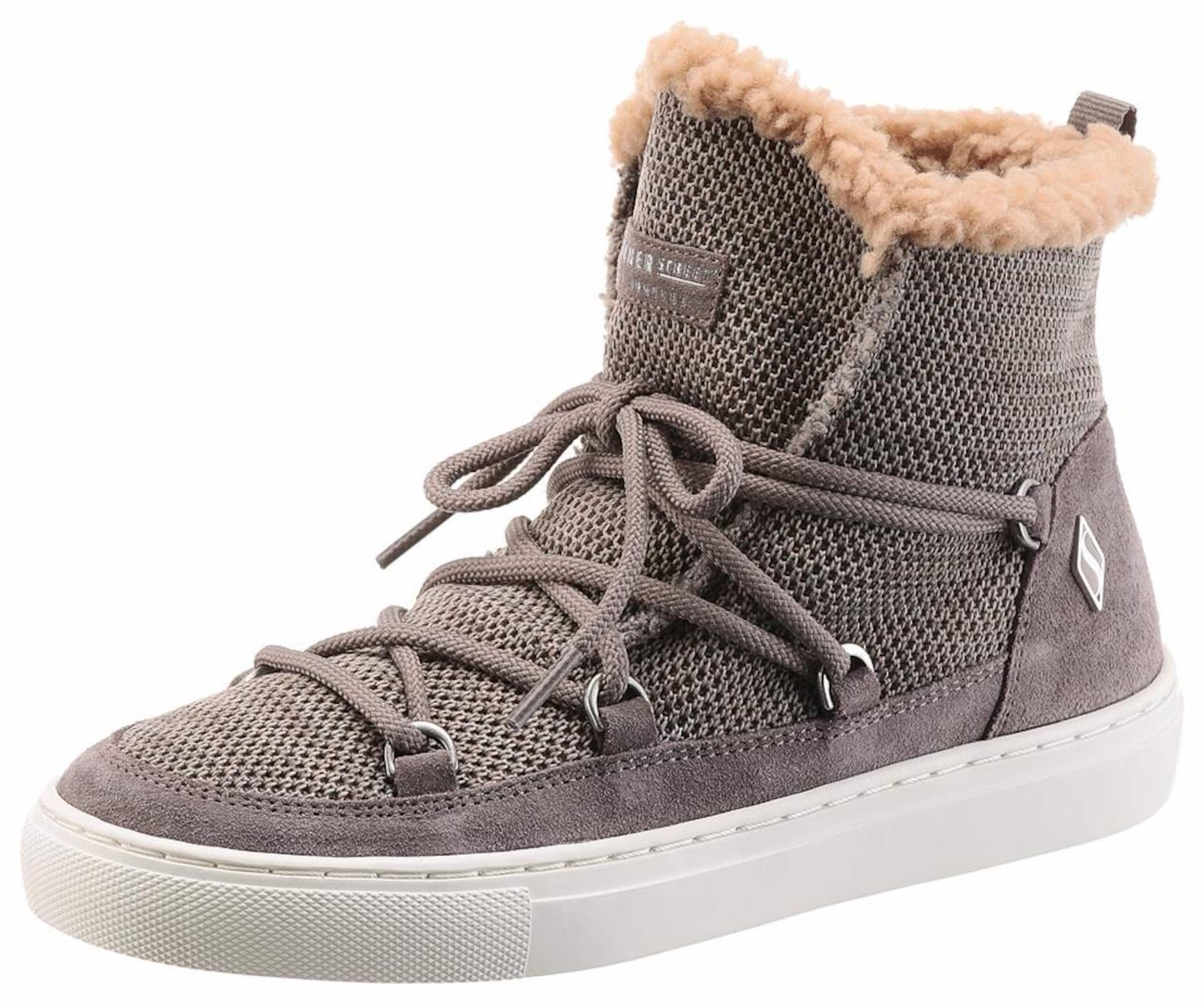 SKECHERS Winterboots Verschleißfeste billige Schuhe Hohe Qualität