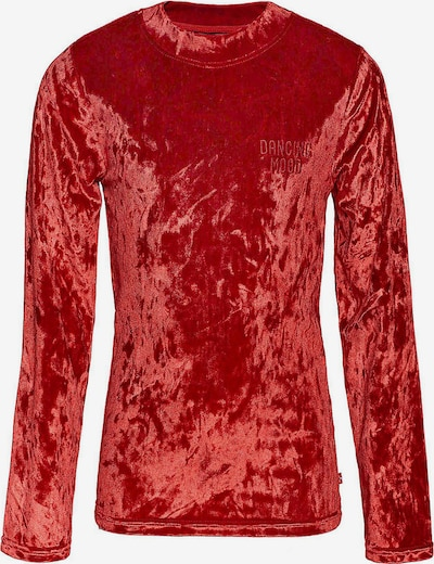 WE Fashion Shirt in rot, Produktansicht