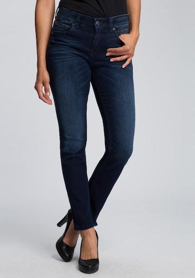 MAC Jeans in dunkelblau, Modelansicht