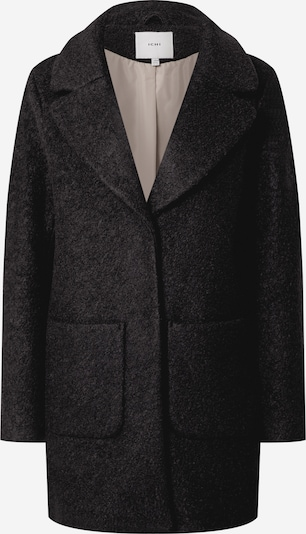 ICHI Between-seasons coat in Black, Item view