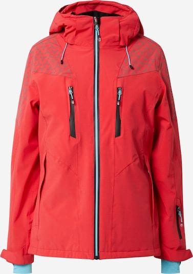 KILLTEC Športna jakna 'Savognin' | grenada barva, Prikaz izdelka