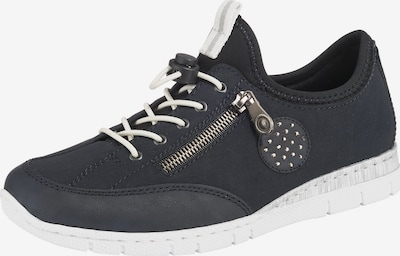RIEKER Sneaker in blau, Produktansicht