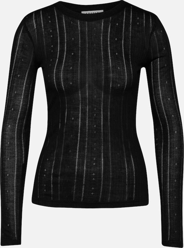 En T shirt Edited Noir 'katja' WDYIHE29