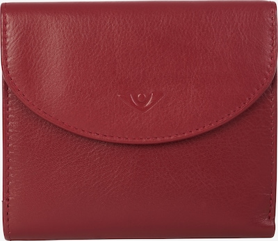 VOi Portemonnee 'Molly' in de kleur Karmijnrood, Productweergave