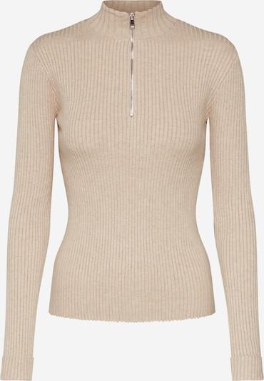 EDITED Pullover 'Alison' in beige, Produktansicht
