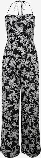 Mavi Overall Regular Fit ' PRINTED JUMPSUIT ' in schwarz: Frontalansicht