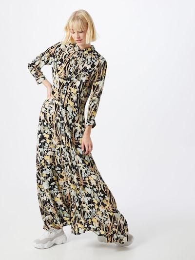 Y.A.S Košilové šaty 'MEADOW SAVANNA' - mix barev / černá, Model/ka