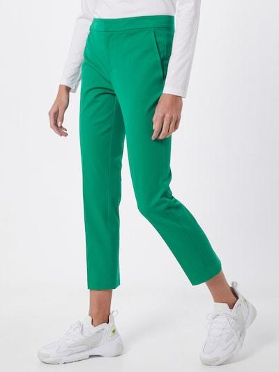 Pantaloni eleganți 'LYCETTE' Lauren Ralph Lauren pe verde, Vizualizare model