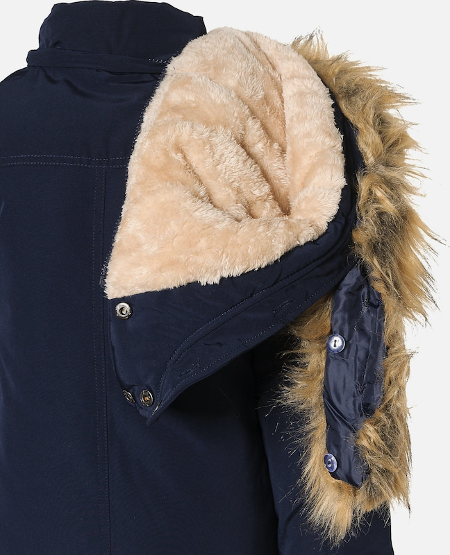 STACCATO Parka in nachtblau | ABOUT YOU