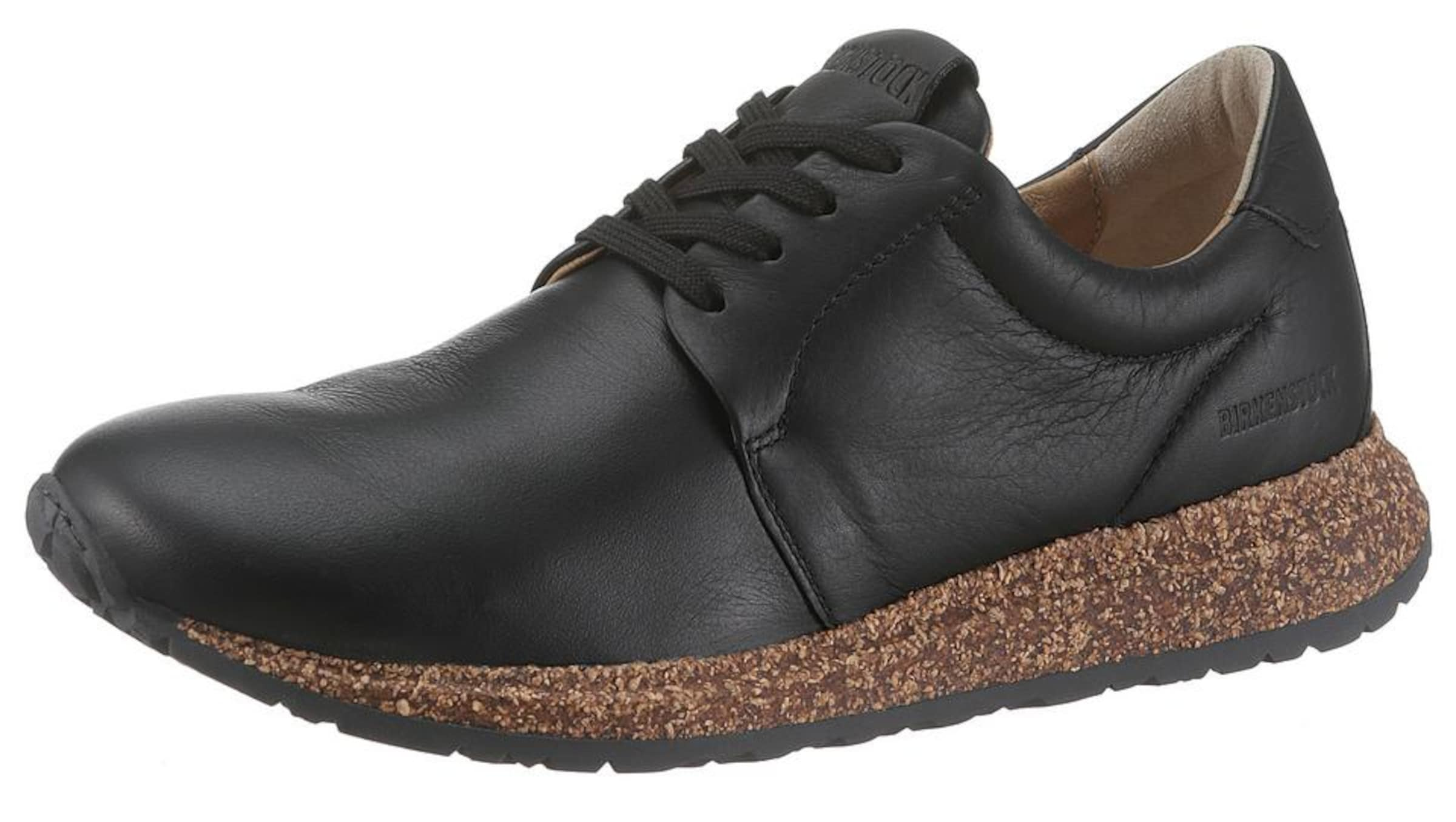 Sneaker Women' Birkenstock In 'wrigley Schwarz EHIYWD29