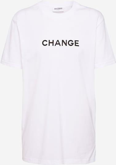 Worst Behavior T-Krekls 'Change' pieejami melns / balts, Preces skats