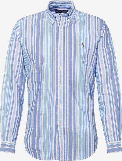 POLO RALPH LAUREN Overhemd in de kleur Blauw / Gemengde kleuren, Productweergave