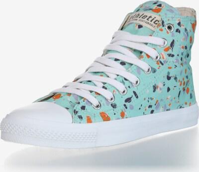 Ethletic Sneaker 'True Blood' in jade / mauve / violettblau / dunkelorange / weiß, Produktansicht