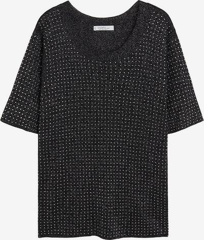 VIOLETA by Mango Koszulka 'Michael' w kolorze czarnym, Podgląd produktu