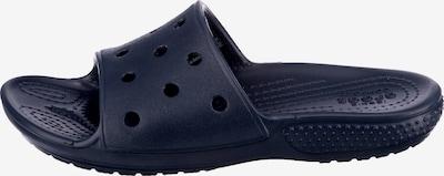 Crocs Badelatschen Classic Slide in blau, Produktansicht