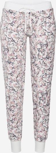 Skiny Pyjamabroek in de kleur Gemengde kleuren / Wit, Productweergave