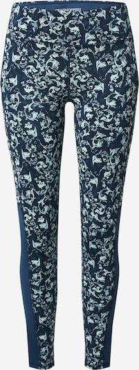 CRAGHOPPERS Športové nohavice 'Luna' - námornícka modrá / azúrová / tmavomodrá, Produkt