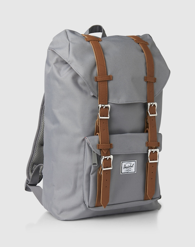 Herschel Backpack With Laptop Compartment Little America Mid-volume