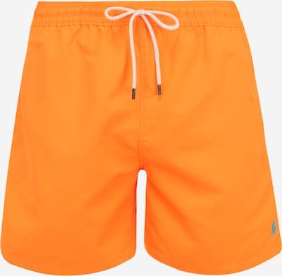 POLO RALPH LAUREN Szorty kąpielowe w kolorze pomarańczowym: Widok z przodu