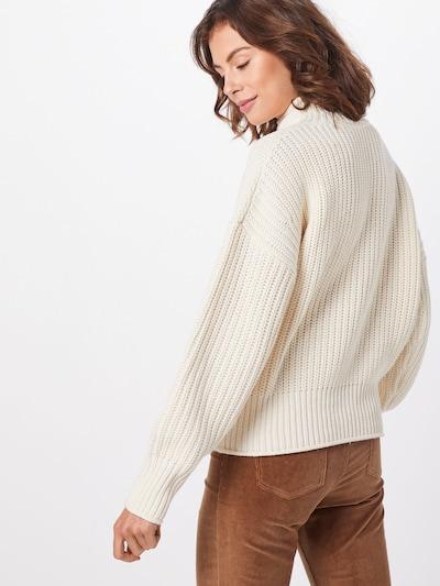 SET Pullover in weiß: Rückansicht