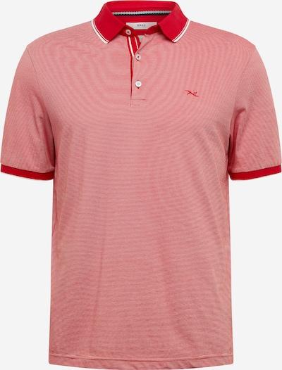 BRAX Tričko 'Paco' - červené / biela, Produkt