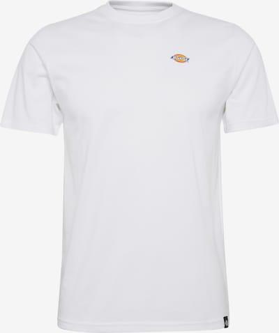 DICKIES T-Shirt 'Stockdale' in dunkelorange / schwarz / weiß, Produktansicht