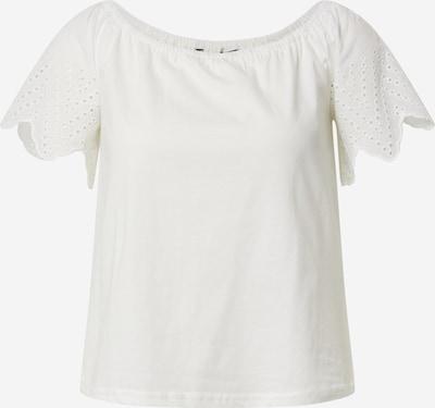 VERO MODA T-shirt 'VMNIKITA' en blanc, Vue avec produit