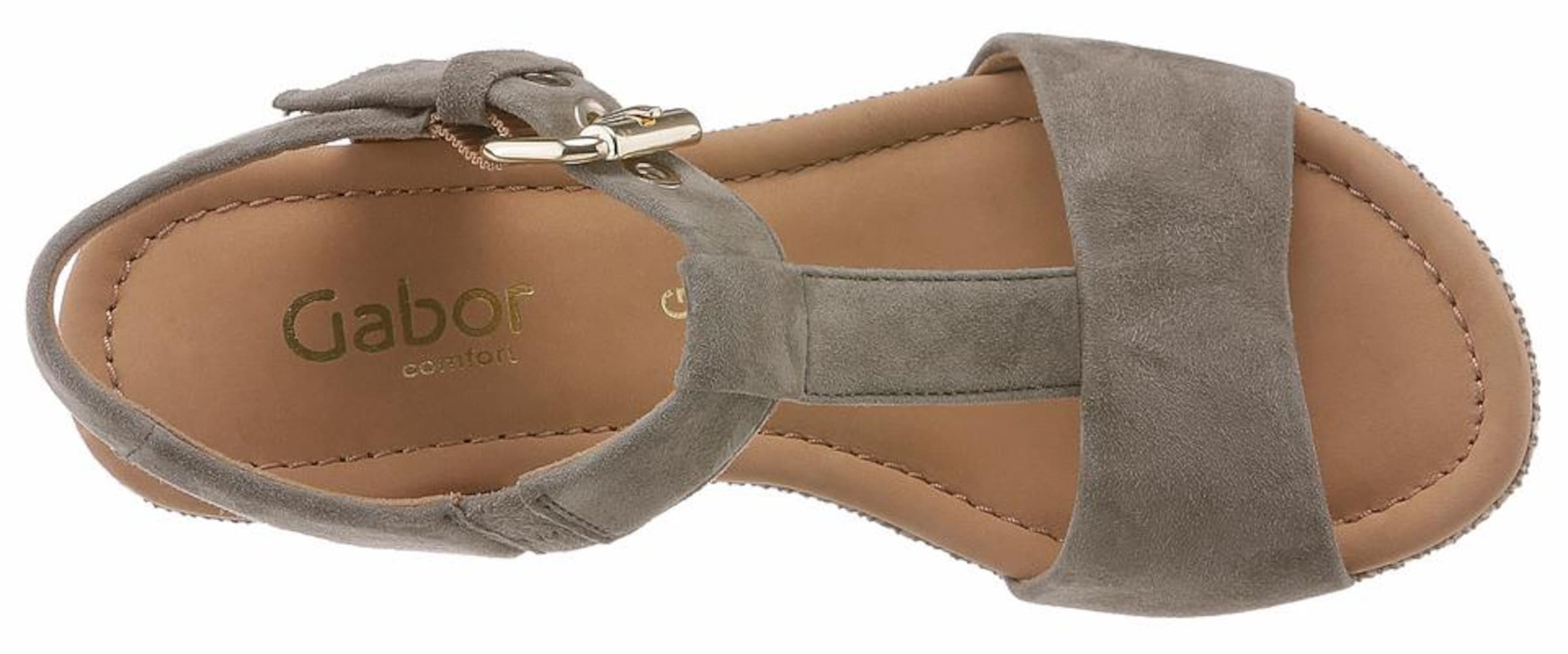 GABOR Sandalette Billig Verkaufen Authentisch Heißen Verkauf Zum Verkauf E2vPWFB