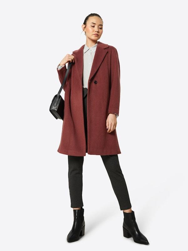 Rouge Esprit Mi En Collection Manteau saison 8n0wPkO