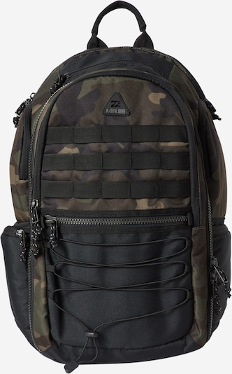 BILLABONG Plecak sportowy 'COMBAT' w kolorze brązowy / khaki / ciemnofioletowy / czarnym, Podgląd produktu