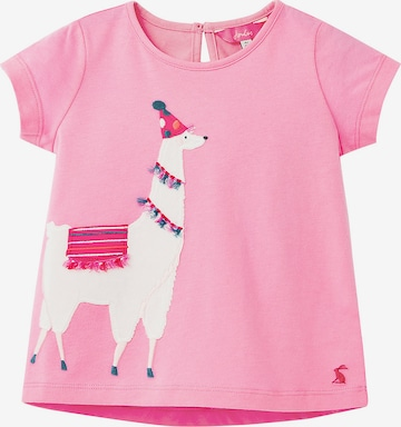 Tom Joule T-Shirt 'MAGGIE' in Pink