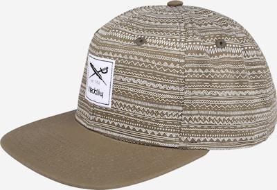 Kepurė 'La Banda' iš Iriedaily , spalva - alyvuogių spalva, Prekių apžvalga