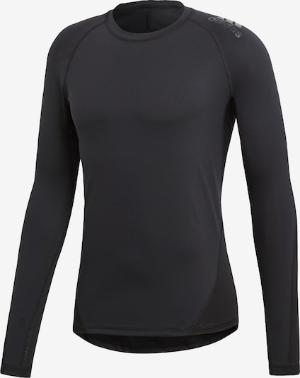 ADIDAS PERFORMANCE Shirt 'Alphaskin' in schwarz, Produktansicht