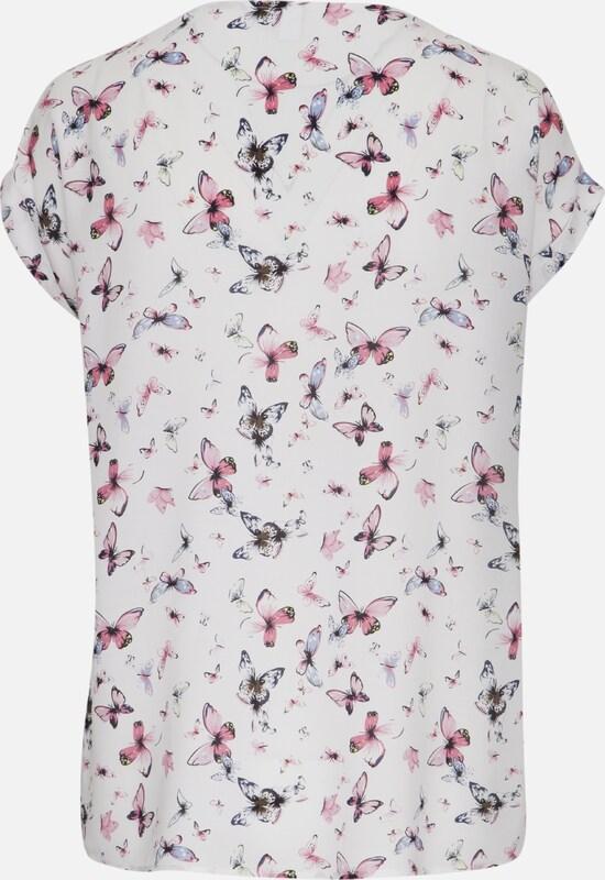 SEIDENSTICKER Shirtbluse 'Schwarze Rose'