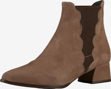 GADEA Chelsea Boots in Beige
