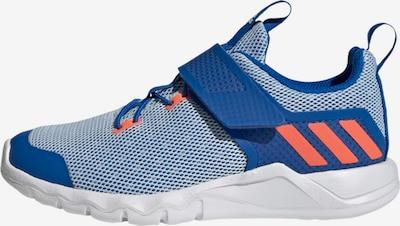 ADIDAS PERFORMANCE Sportschuh in blau / hellblau / orange, Produktansicht