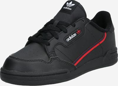 ADIDAS ORIGINALS Sneaker 'Continental 80' in rot / schwarz, Produktansicht