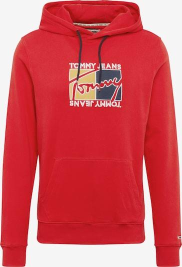 Tommy Jeans Mikina - tmavě modrá / červená / bílá, Produkt