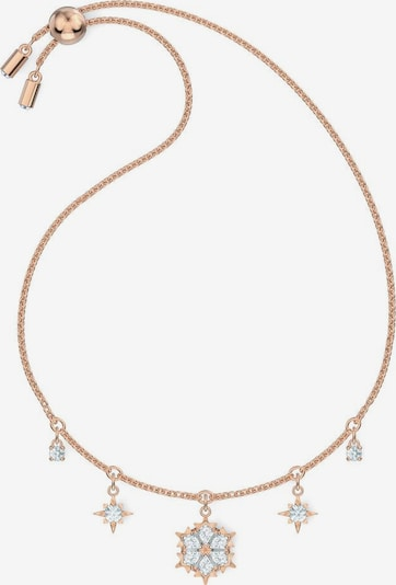 Swarovski Bracelet 'Magic' in Rose gold / White, Item view