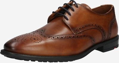 barna LLOYD Fűzős cipő 'JAN', Termék nézet