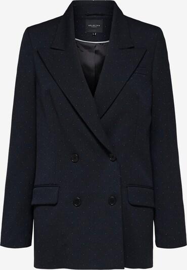 SELECTED FEMME Blazer in nachtblau / weiß, Produktansicht