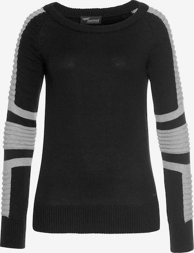 ARIZONA Sweater in mottled grey / mottled black, Item view