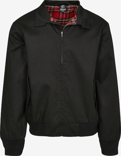 Brandit Tussenjas 'Lord Canterbury' in de kleur Zwart, Productweergave