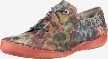 JOSEF SEIBEL Athletic Lace-Up Shoes 'Fergey' in Mixed colors