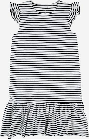 NAME IT Kleid in schwarz / weiß, Produktansicht