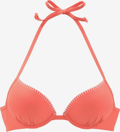 SUNSEEKER Push-Up-Bikini-Top »Dainty« in hummer, Produktansicht