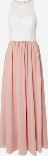 mascara Večernja haljina 'MC181215BM' u boja slonovače / rosé, Pregled proizvoda